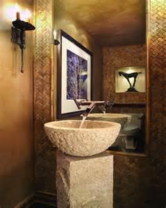 decoration small bathroom pedestal sink picturesque