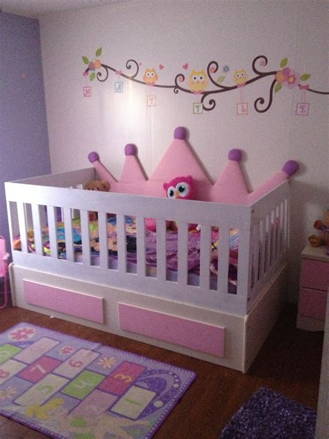 how to convert a crib into a size bed white converted a size bed into