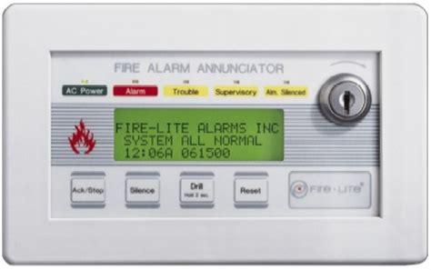 Jual Yunyang Announciator Alarm Panel Circuit 10 Zone Steel lite 80 character lcd remote annunciator panel
