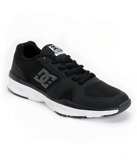 Sepatu Dc Unilite Trainer dc unilite trainer black grey shoes