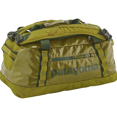 The Winter White Anthropologie Travel Duffle by Patagonia Black 45l Duffel Bag Backcountry