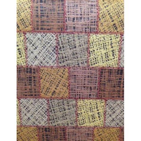 tappeto a metro tappeto effetto tessuto giallo al taglio a metro brico casa
