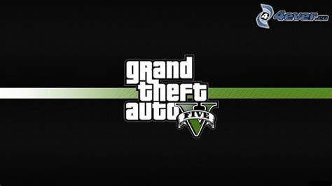 Grand Theft Auto V Logo by Grand Theft Auto V