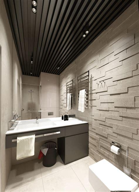 black ceiling beams interior design ideas