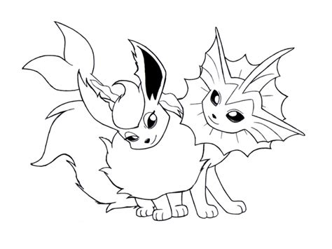 eevee coloring pages to print eevee pokemon coloring pages coloring home