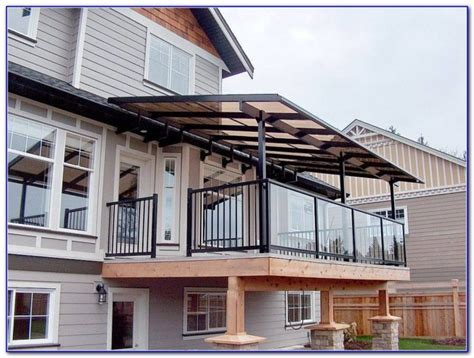 fabric awnings for decks canvas awnings for decks decks home decorating ideas