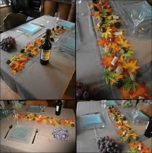 table d automne une toqu 233 e en cuisine