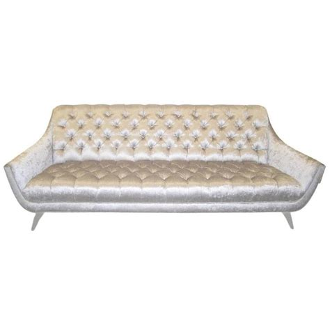 silver tufted sofa silver tufted sofa modern silver sofa with 2 accent