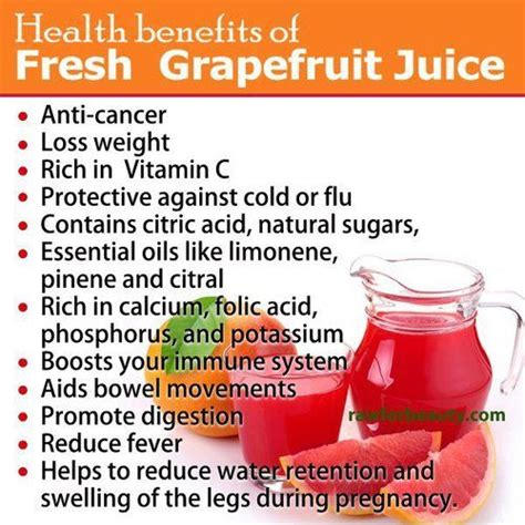7 Day Grapefruit Detox For Weight Loss by Best 25 Grapefruit Benefits Ideas On