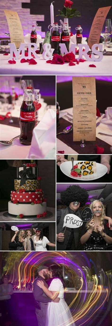Hochzeit 50er by Rockabilly Hochzeit Eine Fotostory Zum Verlieben