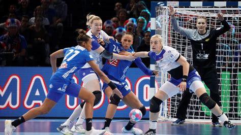 russian women's handball team slip to defeat against france in euro final — rt sport news