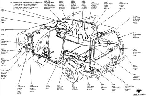 best auto repair manual 1998 ford expedition transmission control 2003 ford expedition fuse diagram wiring diagram and fuse box