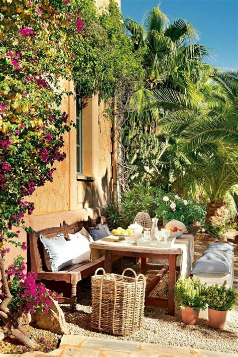 Garten Mit Palmen Gestalten 3162 by Mediterrane Gartengestaltung 31 Attraktive Bilder