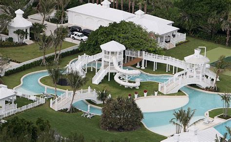 dion s new 20 million home in florida has an