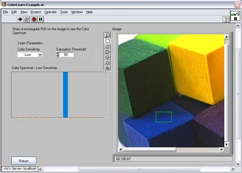 color pattern matching labview get an image s color spectrum discussion forums