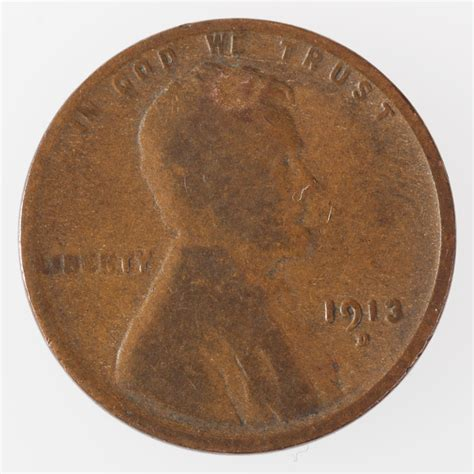 1913 d lincoln cent wheat penny collect sell com