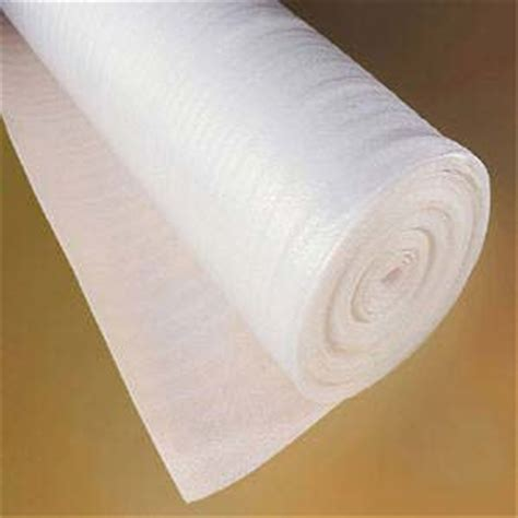 Basic White Foam Underlay   Laminate Flooring Accessories