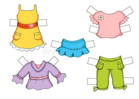 clipart bambino femmina bambino vestita illustrazione vettoriale