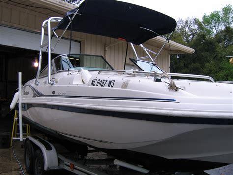 hurricane deck boat wakeboard tower 2002 hurricane 217 sundeck the hull truth boating and