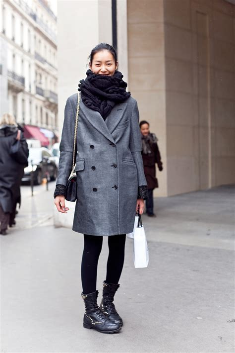 Style Liu by The Abominable Closet Models Duty Liu Wen S Style