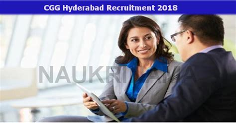 In Hyderabad Mba Hr by Cgg Hyderabad Hr Manager 2018