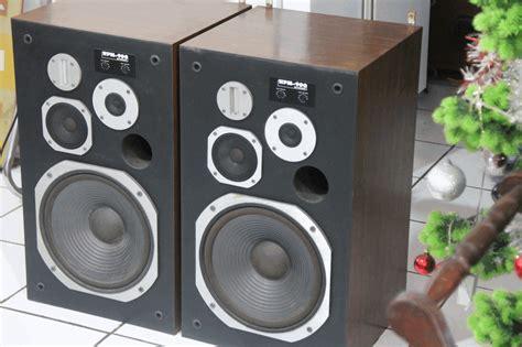 Speaker Subwoofer 12 Bekas audio2nd vintage dan langka pioneer hpm 900 sold