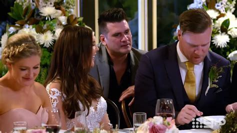 Married At First Sight groom Dean almost had his entire