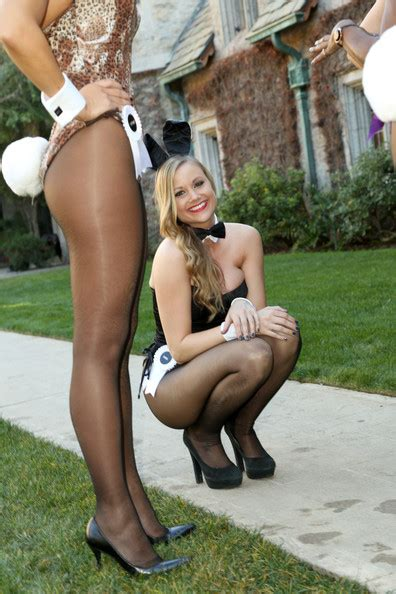 Celebrates Nylons 8th Anniversary by Playmate Bunnies Celebrate S 60th Anniversary Zimbio