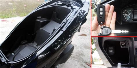 Tutup Tangki Bensin Yamaha Nmax mana yang lebih lengkap dan canggih honda pcx atau yamaha