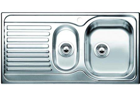 Sink Blanco Tipo 6s Basic blanco tipo 6 sb bowls right stainless steel sink