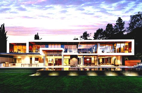 Modern Architectural Design House Designs Famous Architecture Houses Massive