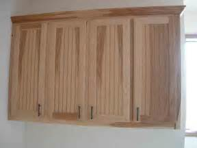 Beadboard Kitchen Cabinets by Beadboard Kitchen Cabinet Installation