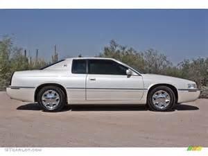 2001 Cadillac Eldorado Esc White 2001 Cadillac Eldorado Esc Exterior Photo