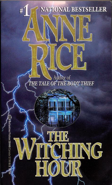 bea s book reviews the witching hour by bea harper the super network