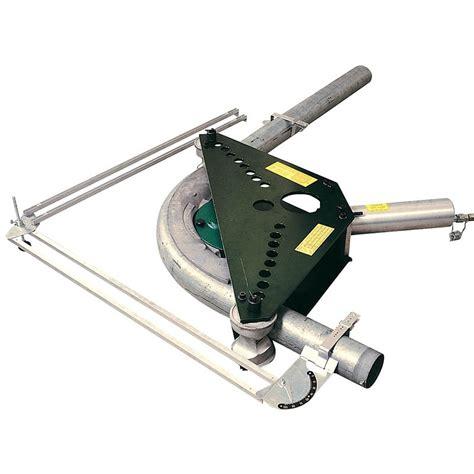 Greenlee Plumbing by 884 Conduit Benders Rental Sales Repair Airtool