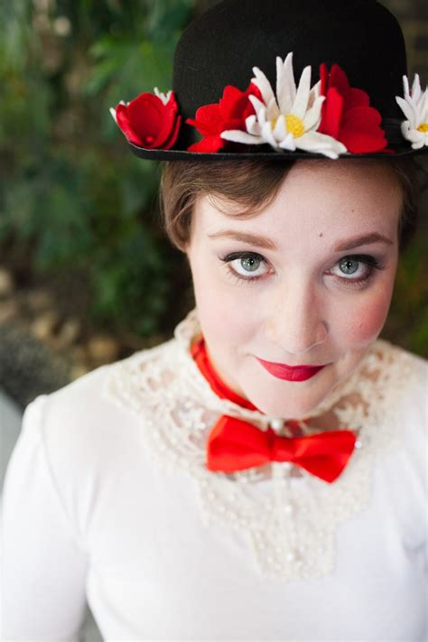 mary poppins hat tutorial