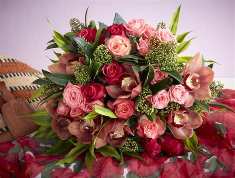 s day bouquet s day 2016 pink lilac bouquets flowerona