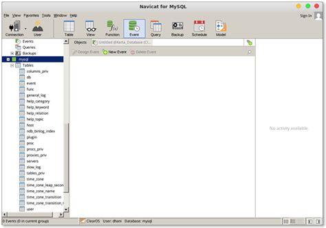 install mysql ubuntu tutorial how to install navicat for mysql on ubuntu 15 04