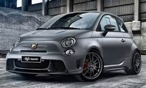 Fastest Fiat 500 Abarth Fiat 695 Abarth Biposto Is The Fastest Abarth