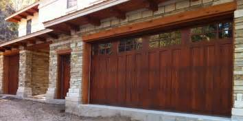 home matching the design your garage doors front door pinterest wood and wooden