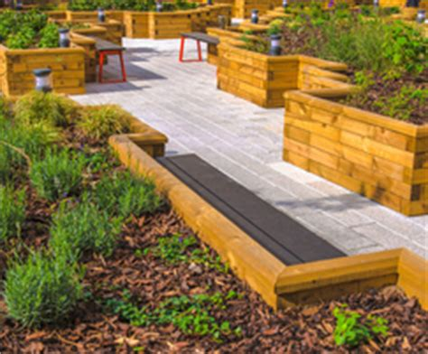 Innovative Planter Solutions by Raised Planter Beds For Student Accommodation