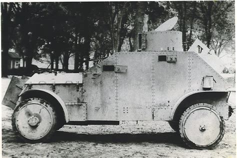 early us armor armored cars 1915â 40 new vanguard books warwheels net the armored car to 1940 design