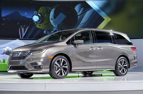 2018 cars release 2018 honda odyssey release date price 2018 cars release
