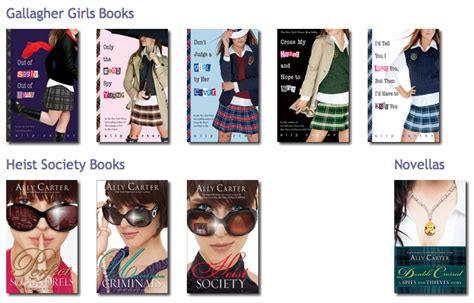 heist society kate adventure series books gallagher book series list gallagher gg