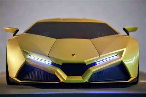 Best Lamborghini Photos: Lamborghini Cnossus Supercar