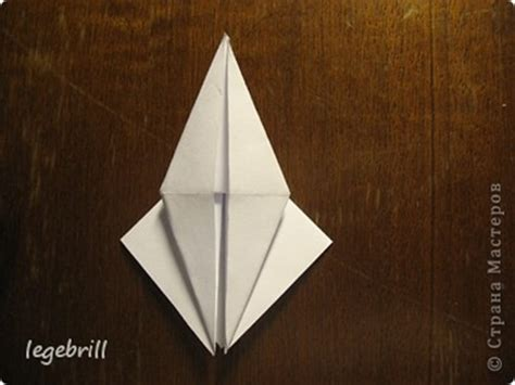 Origami Twisty - diy origami twisty