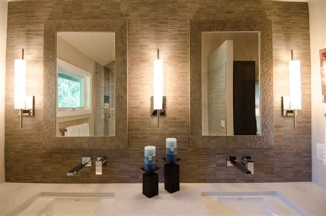 Bathroom Sconce Lighting Ideas Bathroom Wall Sconces Ideas All About Home Design How To Install Bathroom Wall Sconces