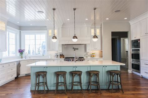 white plank ceiling white plank ceiling kitchen home design ideas