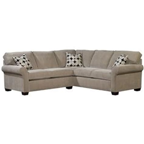 broyhill ethan sectional broyhill furniture ethan two piece sectional as shown