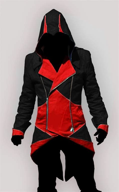 Jaket Hoodie Assassins Cred Wisata Fhasion Shop assassins creed iii hoodie kenway jacket clothes